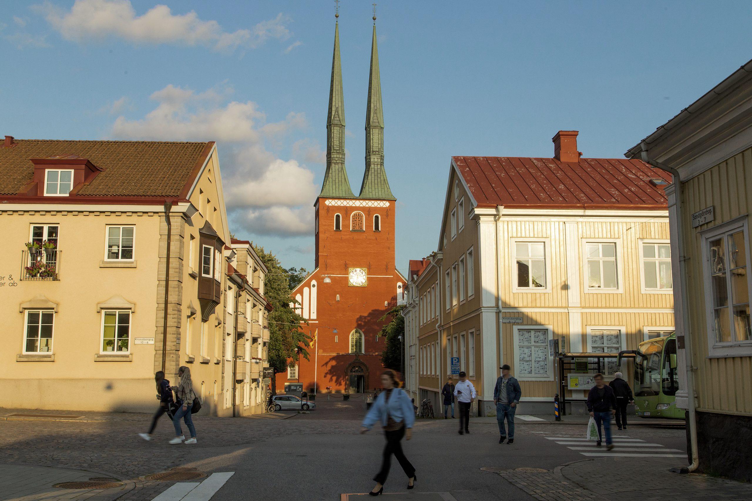 Domkyrkan i Växjö