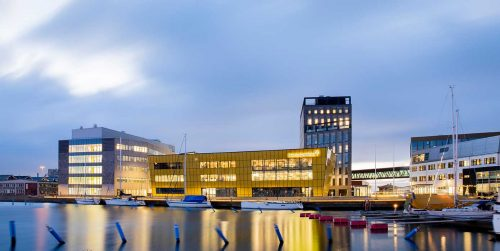 Universitetskajen i Kalmar